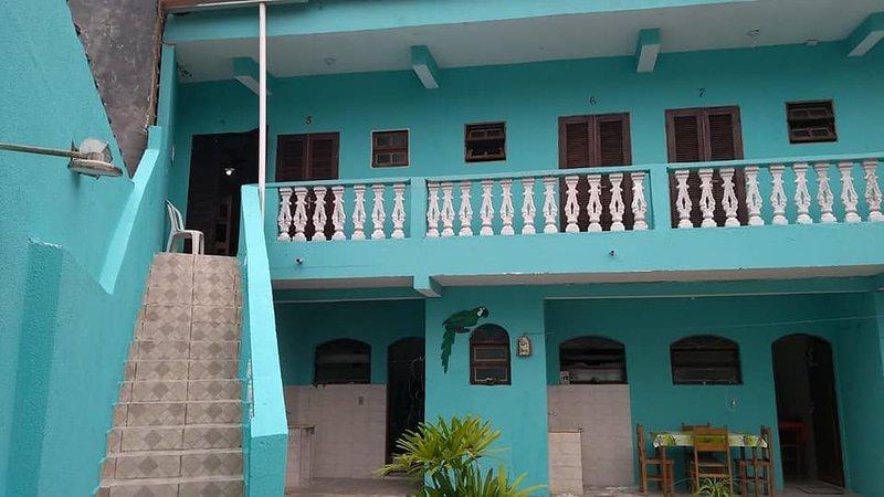 RESIDENTIAL SINHORINI, PERQUE AÇU UBATUBA. SUITES AND KIT NETS. WE ACCEPT TOURS