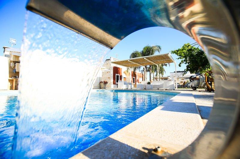 La Casina - Salento Vacation Rental, location de vacances à San Michele Salentino