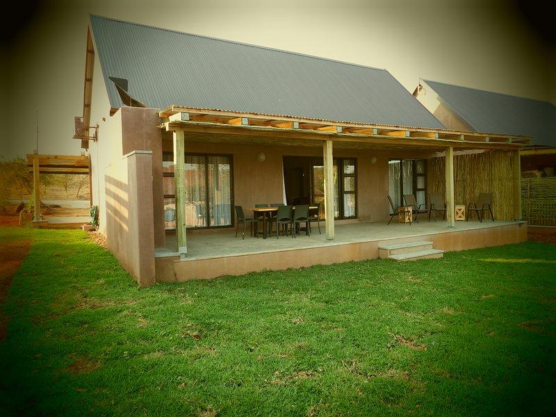 The Cottage - Hoedspruit, aluguéis de temporada em Hoedspruit