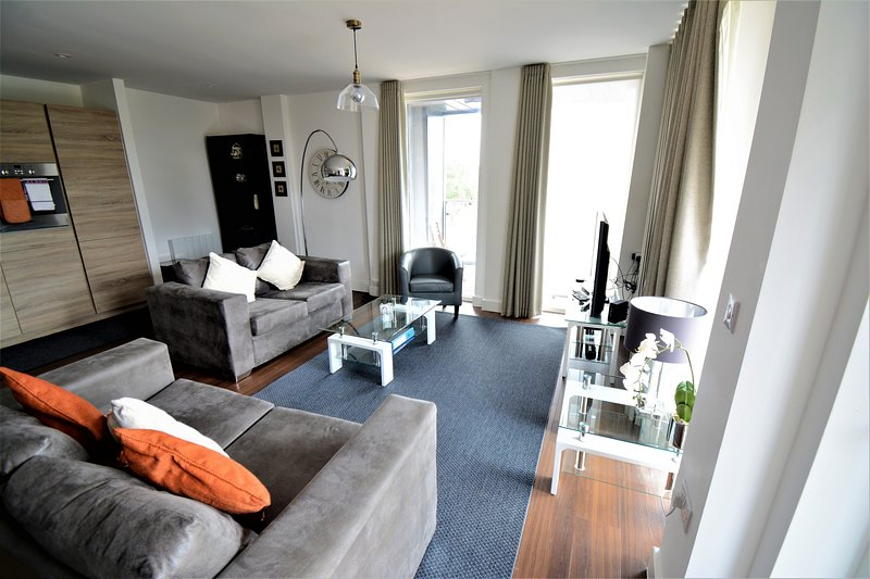 Kennet House Apt B Serviced Apartments, Reading by Ferndale, casa vacanza a Reading