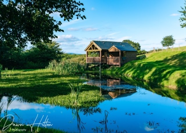 Lily Pond Lodge, vacation rental in Llanwrtyd Wells