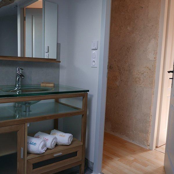 le logis des Juliats, holiday rental in Saint Romain sur Gironde