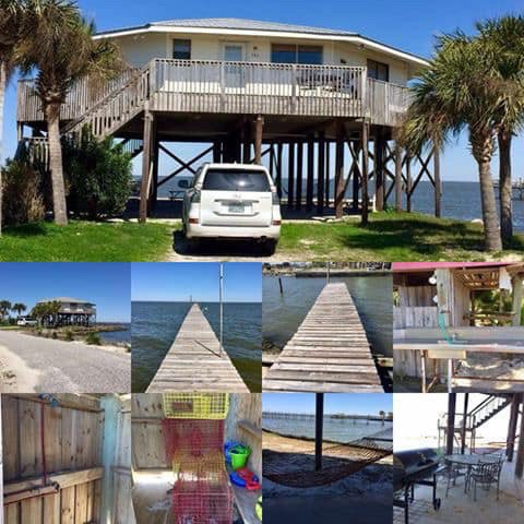 Private fishing piers w/ lights, Pet Friendly,, alquiler de vacaciones en Fort Morgan