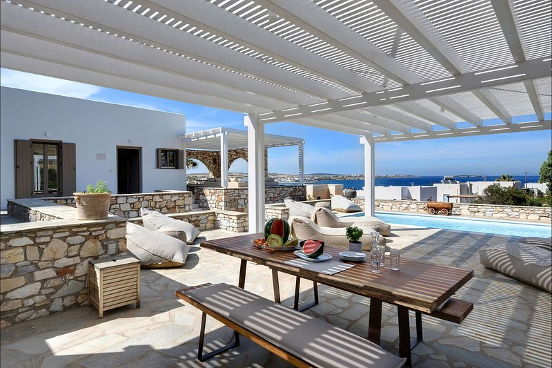 Villa Almatea, holiday rental in Ampelas