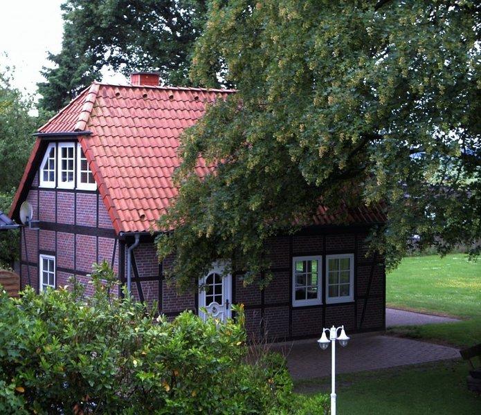 Landhaus von Frieling - XL-Apartment, location de vacances à Undeloh