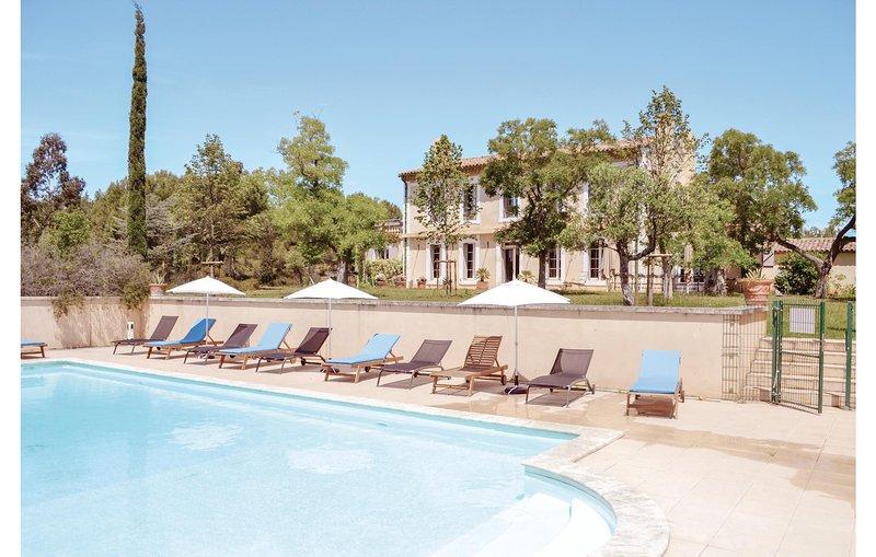 Prachtig landgoed met stijl en veel charme (FLH021), casa vacanza a Montblanc