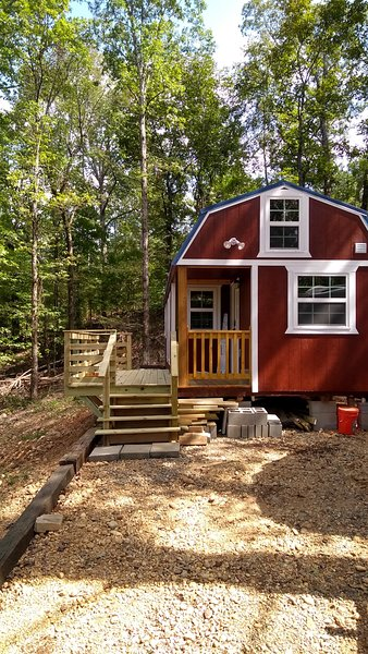 Cozy Cabin in the Woods, casa vacanza a Glenwood