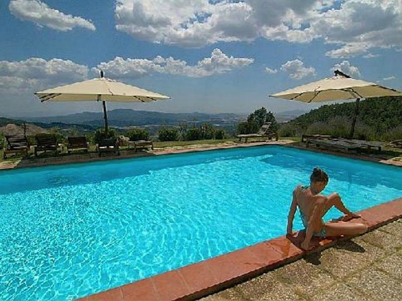 Bellavista Room 2 pers With Breakfast In Tuscany, holiday rental in Sassofortino