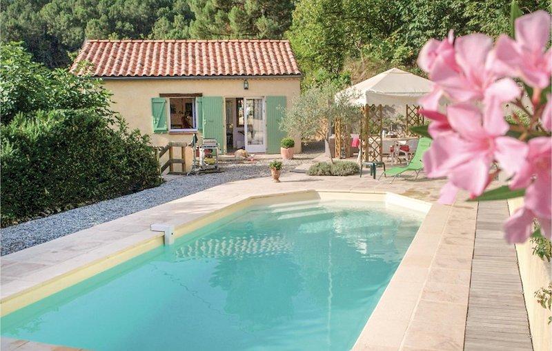 Beautiful home in Les Salles du Gardon with WiFi and 2 Bedrooms (FLG373), holiday rental in Les Salles-du-Gardon