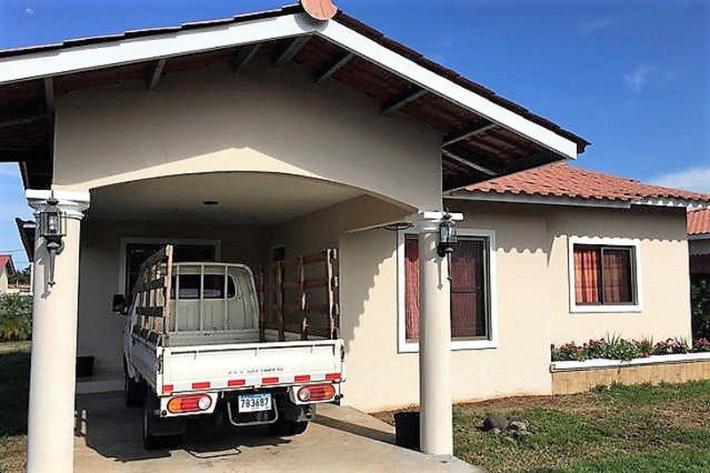 Casa para rentar en San Pablo Nuevo David Panama, aluguéis de temporada em Província de Chiriqui