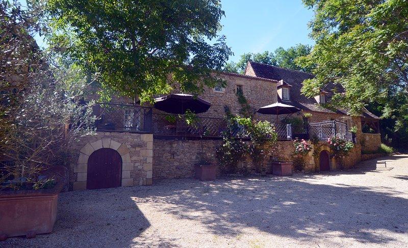 Rustig en mooi gelegen vakantiehuis op Privé Domein - Maison Lavande, casa vacanza a Sainte-Alvere