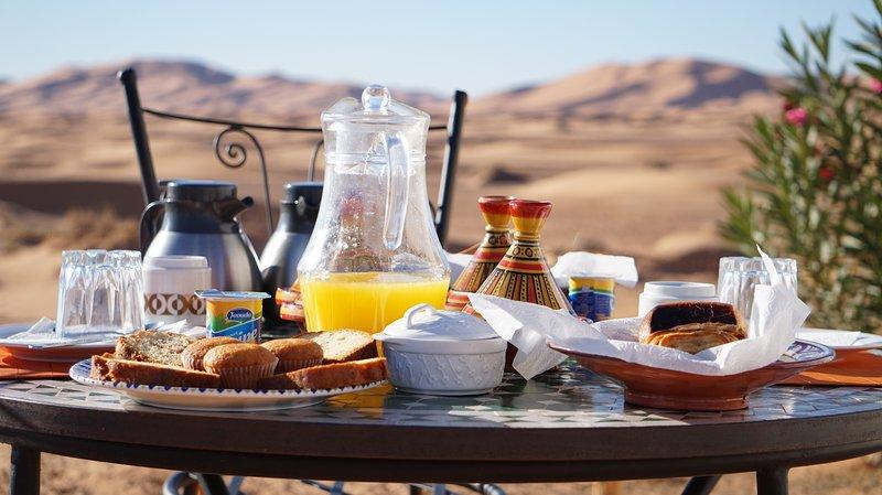Dormire in tenda a Merzouga, vacation rental in Erg Chebbi