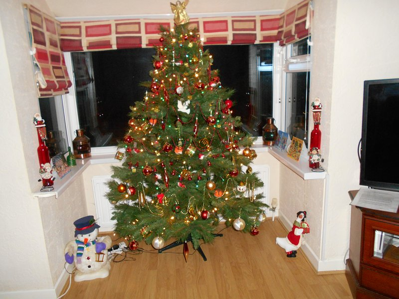 Christmas breaks during November and December including Christmas day