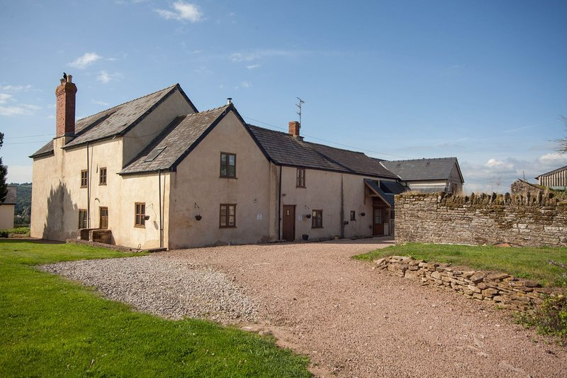 Lowe Farmhouse - sleeps 14.  Lowe Farm Cottage can be added to sleep 22 guests.