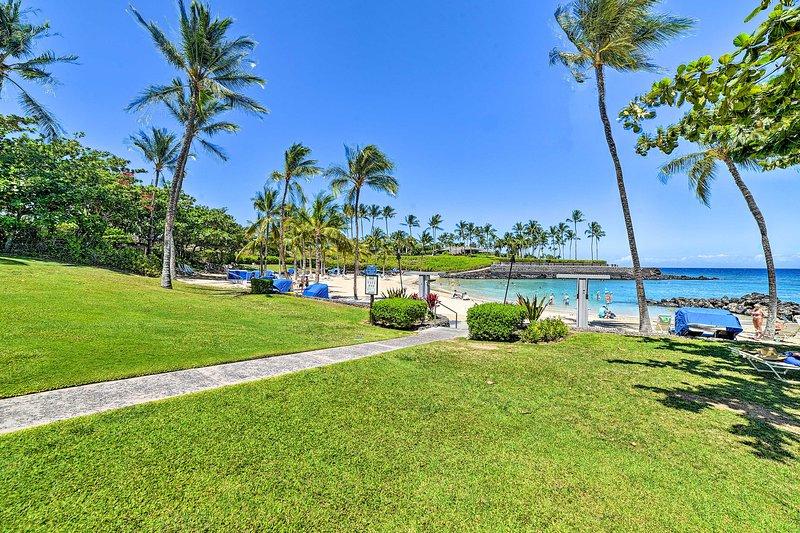 Resort Amenities | Private Beach Access | Concierge