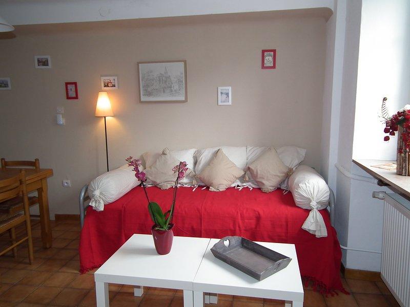 Bienvenu aux Vergers, holiday rental in Berig-Vintrange