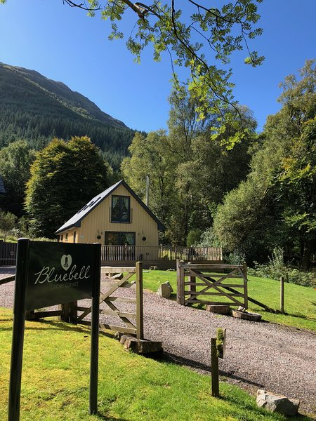 Bluebell Cottage Glencoe, holiday rental in Ballachulish