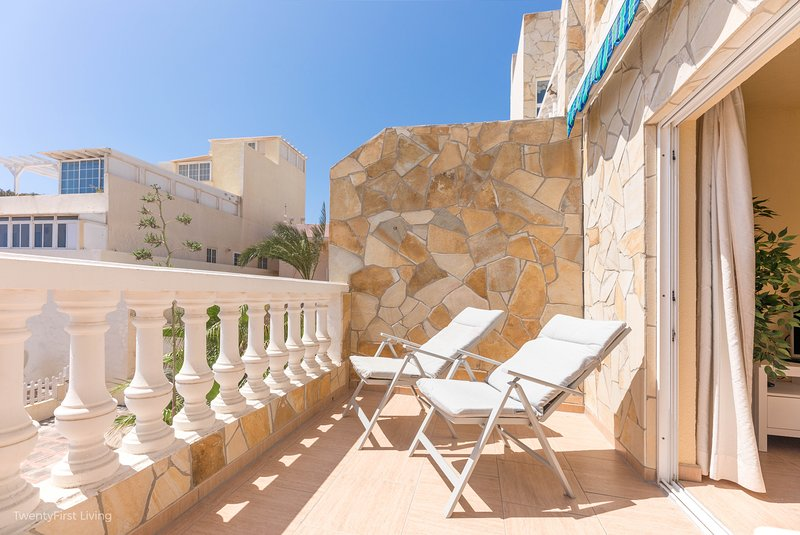 Spacious Flat with Free Wifi&Great View - Playa Sotavento, Costa Calma  (41LC), vacation rental in Costa Calma
