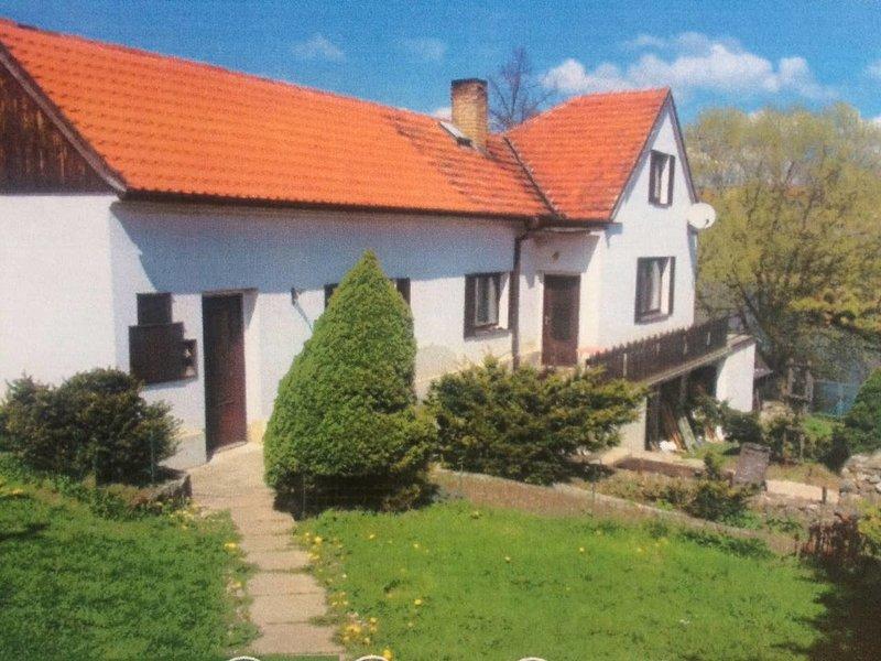 Lake House near Prague, alquiler vacacional en Nizbor