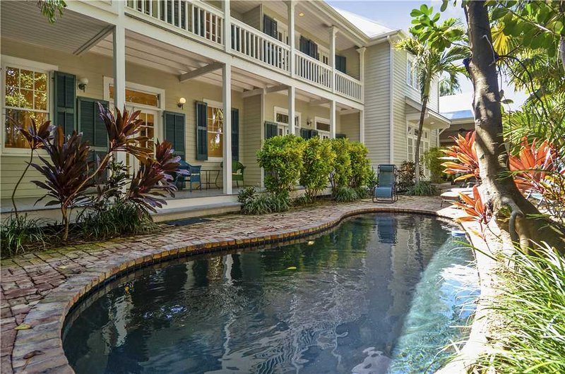 Easy Livin', vacation rental in Key West