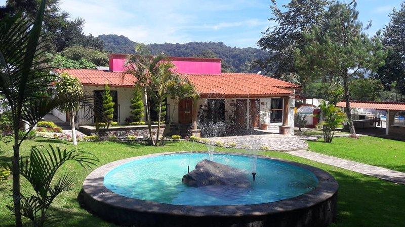 Monte Niebla Pequeño Hotel con Encanto, location de vacances à Xalapa