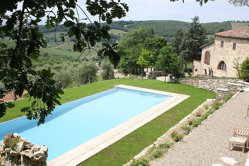 Villa Arnica B, vacation rental in Castellina In Chianti