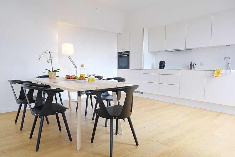 A Fantastic Duplex Apartment in Copenhagen Nordhavn, holiday rental in Gentofte Municipality