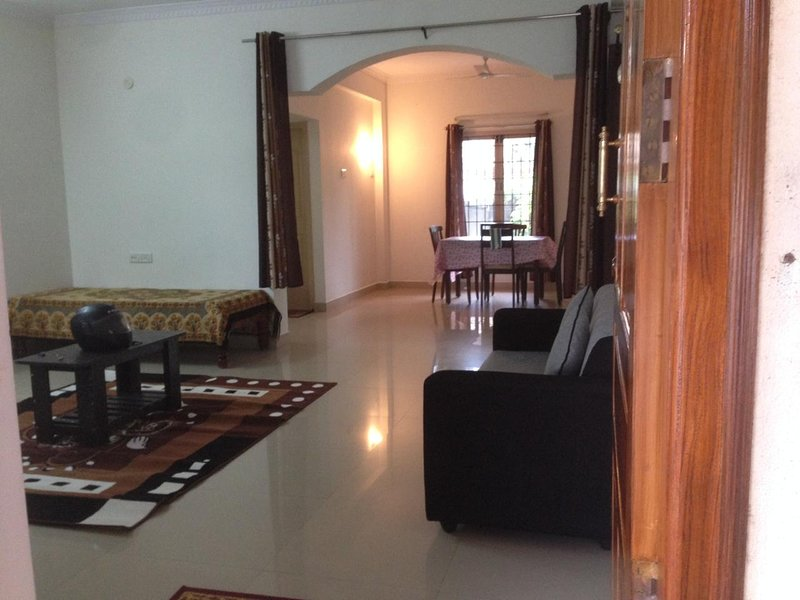 Cnssk service apartments, located in the heart of the city, holiday rental in Mysuru (Mysore)