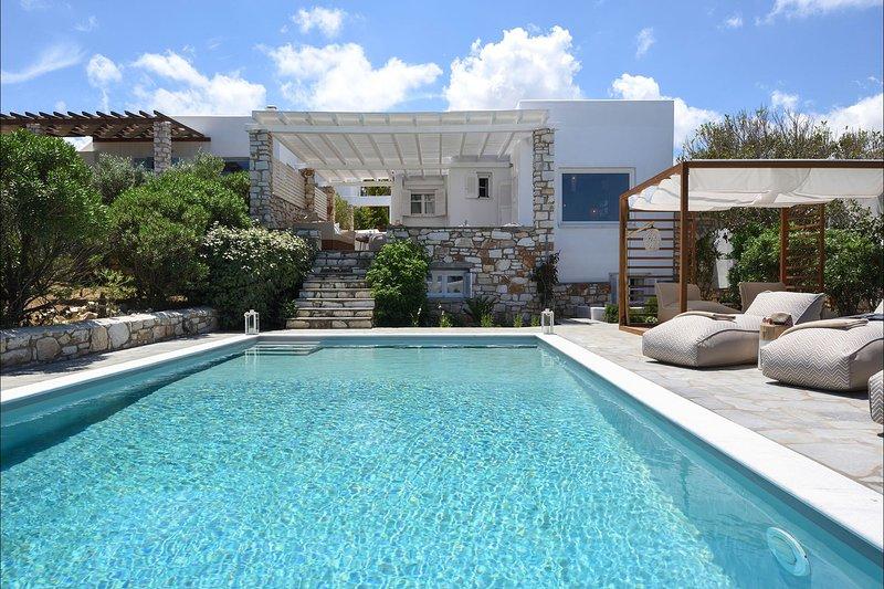 Villa Savina, holiday rental in Isterni