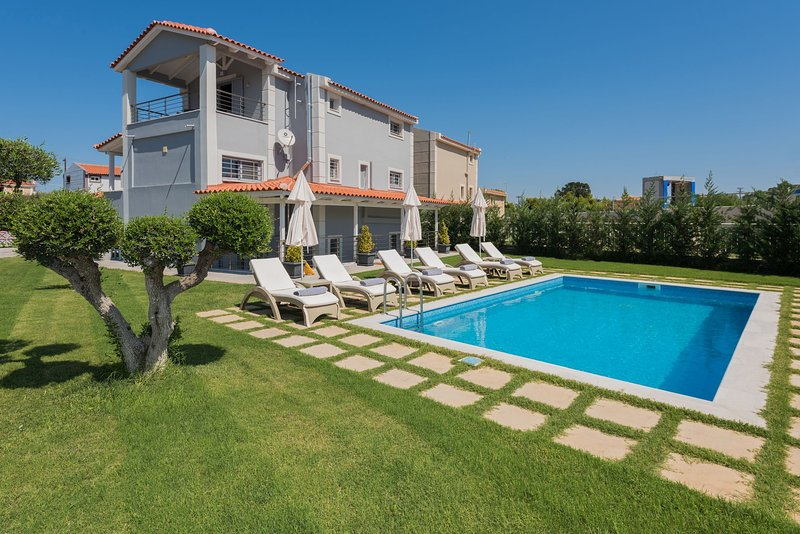 Villa Shameti - Private villa with pool, holiday rental in Zakynthos Town