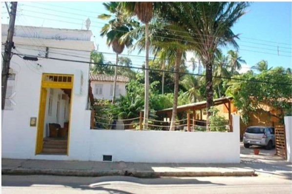 Milagreiro Hostel, holiday rental in Barra Grande