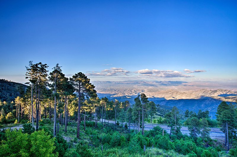 Mt Lemmon Special Events 2020.New Mt Lemmon Log Cabin W Bbq Sweeping Mtn Views Updated