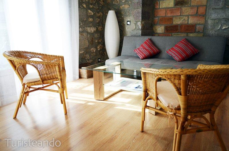 Llerandi C: Ideal para dos personas, holiday rental in Treceno