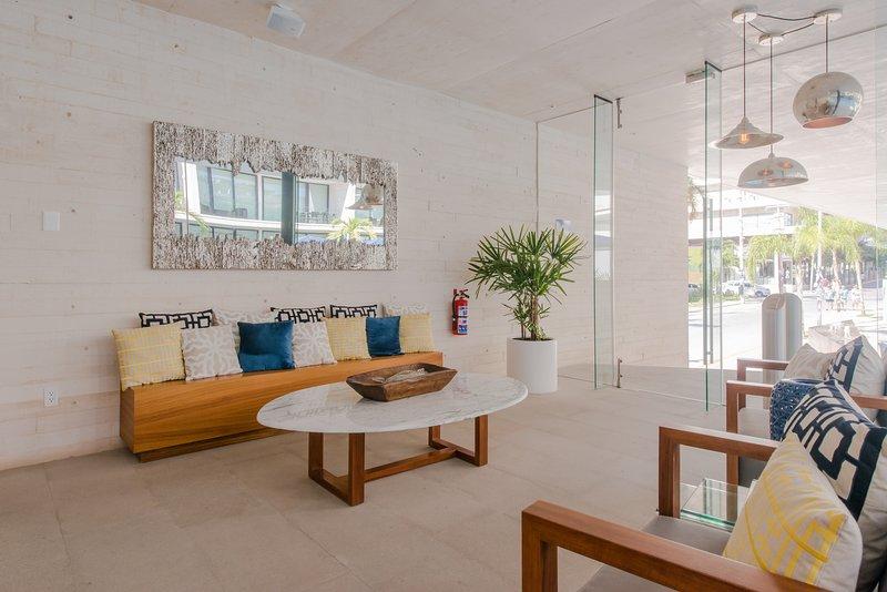 Beautifully designed lobby