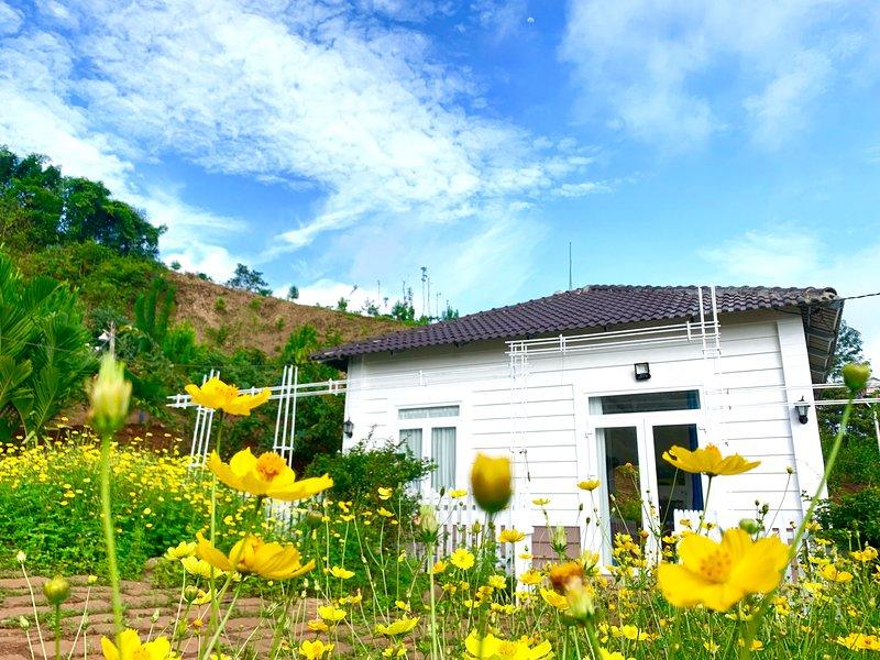 MeGarden Valley, casa vacanza a Gia Nghia