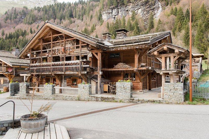La Grange à Germaine - Lodge, location de vacances à Avoriaz