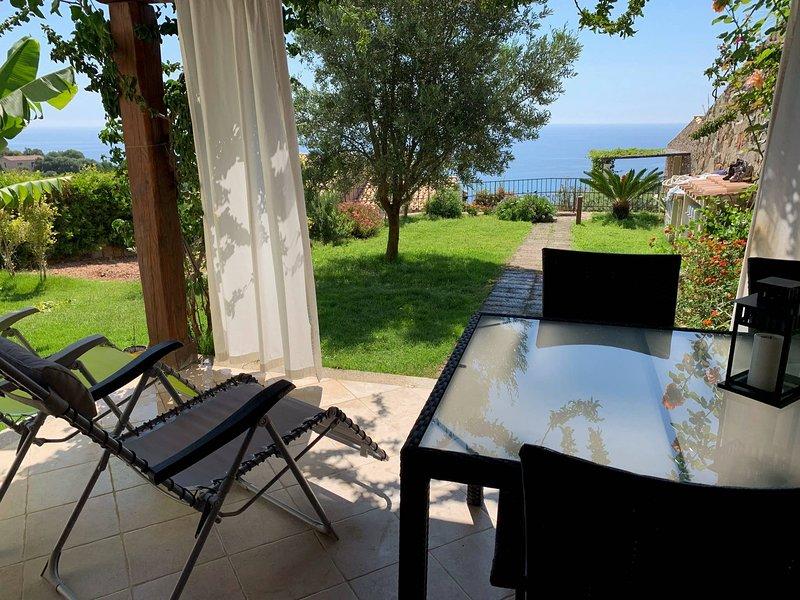 Casa vacanze al mare la Casa del Geco – semesterbostad i Tertenia