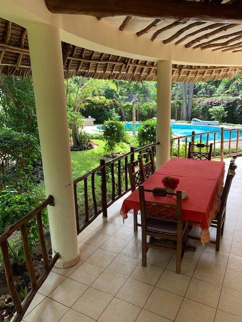 Eurika villas, vacation rental in Galu Beach