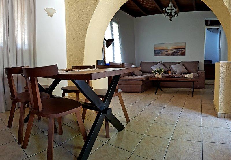 Villa Agioklima - Ialysos - Rhodes, holiday rental in Ialyssos