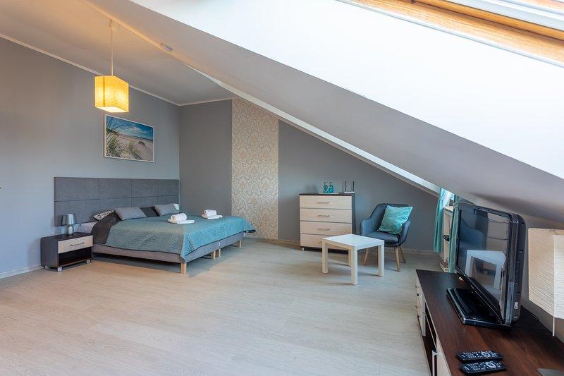 Ambria Apartments I, location de vacances à Miedzyzdroje