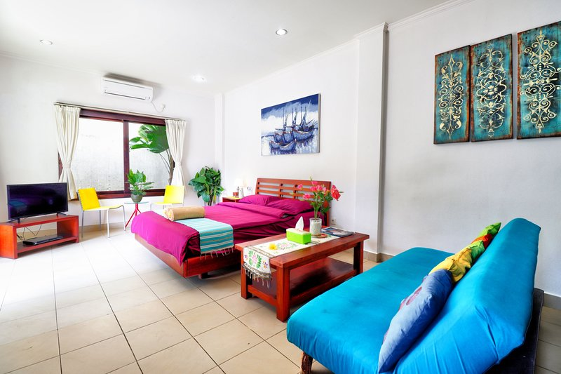 Located on the Main Road ABC Apartement 4, Sanur, holiday rental in Sanur