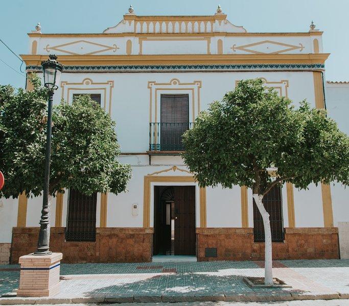 Casa Leal, aluguéis de temporada em Hornachuelos