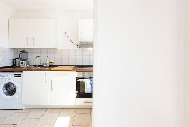 Einzimmer Apartment im Herzen von Wuppertal-Langerfeld, alquiler vacacional en Wuppertal