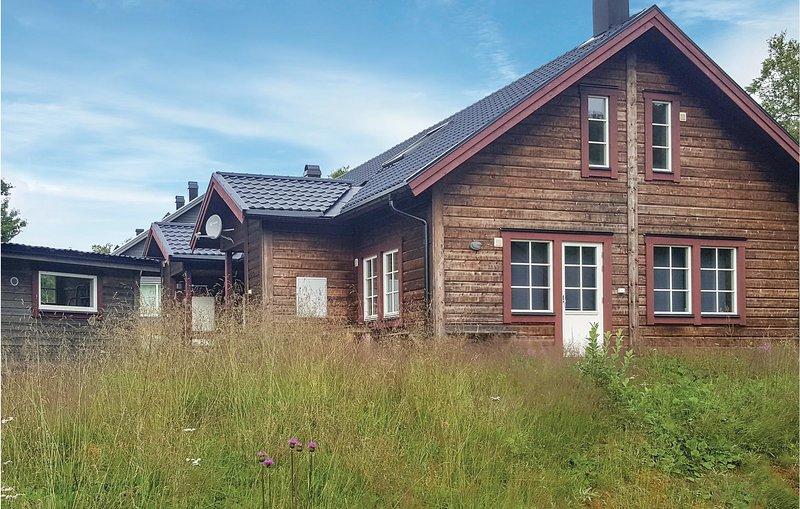 Amazing home in Tänndalen w/ Sauna, WiFi and 3 Bedrooms (S90000) Chalet in Sälen