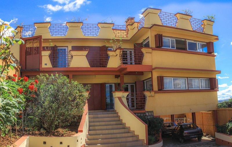 Charmante maison de vacances au calme, alquiler de vacaciones en Antananarivo