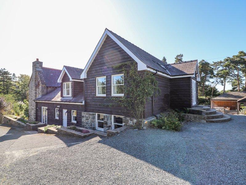 The Pheasantry, Builth Wells, location de vacances à Gwenddwr