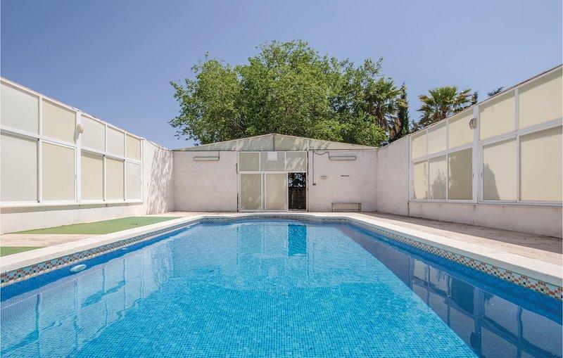 Stunning home in Caravaca with 5 Bedrooms (ECC595), holiday rental in Caravaca de la Cruz