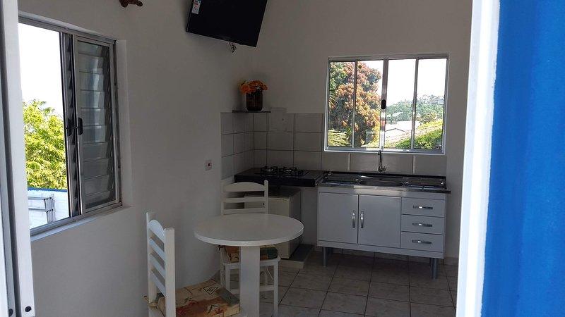 Apartment 23 for Summer and Holidays, location de vacances à Cambaquara