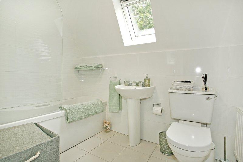 Bagno in comune con camera doppia
