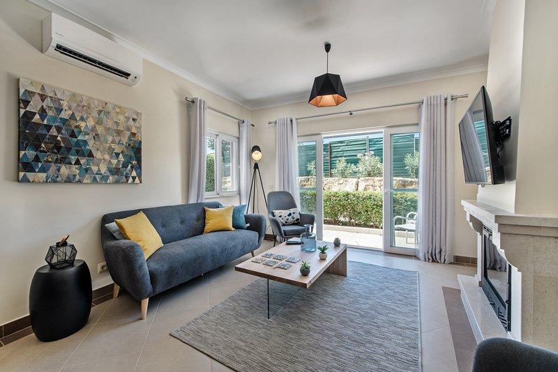A Beautifully Furnished 3 Bedroom Villa At O Pomar